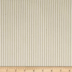 Classic Tone on Tone White/Tan Fabric
