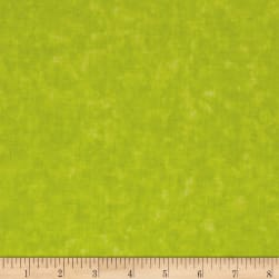 Cotton Blenders Lime Fabric