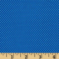 Pin Dots Royal Fabric