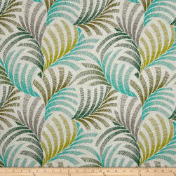 Stof France Coucou Duck Green Fabric