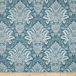 Stof France Ramatuelle Duck Blue Fabric