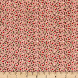 New Country Calicos Soft Coral/Multi Fabric