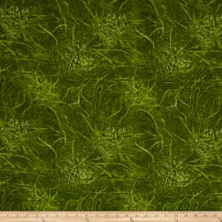 Branches Blender Avocado Fabric