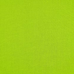 Fashion Solids Lime Fabric