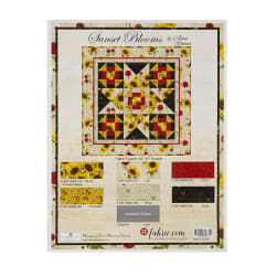 Wilmington Sunset Blooms Kit - Table Topper -