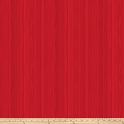 Swedish Christmas Stripes Red Fabric