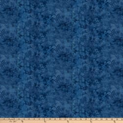 Northern Solitude Navy Fabric
