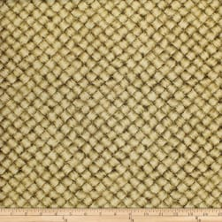 Trans-Pacific Textiles Lauhala Leaf Basket Weave Coffee