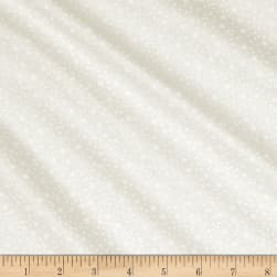 QT Fabrics Basics Quilting Illusions Stars Blender White