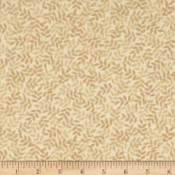 QT Fabrics Basics Harmony Cotton Leaf Blender Sand
