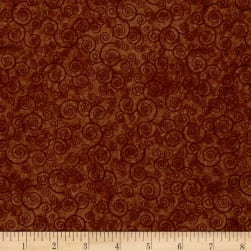 QT Fabrics Basics Harmony Cotton Curly Scroll Blender