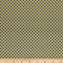QT Fabrics Antiquities Stafford Diamond Plaid Olive Fabric
