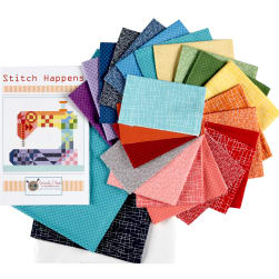 Riley Blake Stitch Happens Wall Hanging Kit