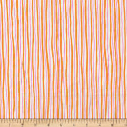 Benartex Funny Bunnies Stripes Multi Fabric