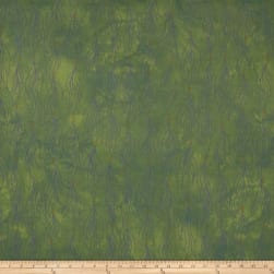 Riverwoods Rainforest Allover Leaf Green Fabric