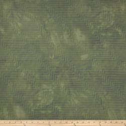 Riverwoods Rainforest Allover Geo Pewter Fabric