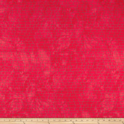 Riverwoods Great Wall Brick Pink/Red
