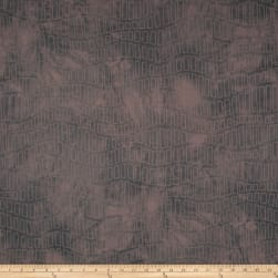 Riverwoods Whisper Square Wave Grey Fabric