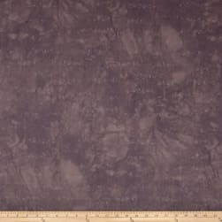 Riverwoods Whisper Scribble Brown Fabric