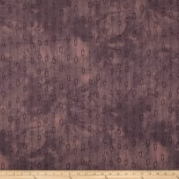Riverwoods Whisper Mini Squares Brown Fabric