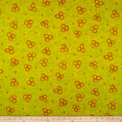 Riverwoods Color Matters Bubbles Yellow Fabric