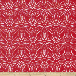 Scott Living Galveston Basektweave Vermillion Fabric