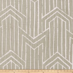 Scott Living Toledo Luxe Linen Basketweave Pewter