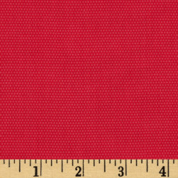 Penny Rose Floral Hues Lawn Dot Red Fabric