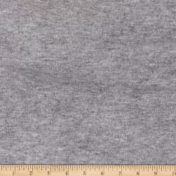 Telio Cozy Sweater Knit Heathered Charcoal Fabric