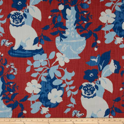 Madcap Cottage Manor Born Cherry Fabric