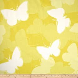 Madcap Cottage Now Voyager Duck Daffodil Fabric