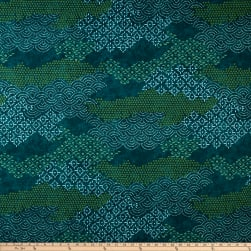Madcap Cottage Cotton House Marrakech Duck Green Fabric