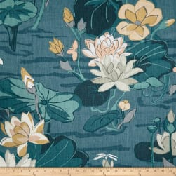 Madcap Cottage Lake Agawam Duck Cove Fabric