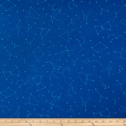 Paintbrush Studio Otter Romp Constellations Blue