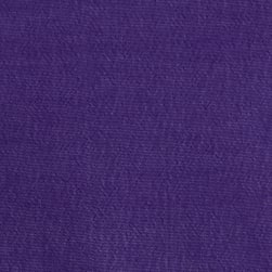 Chiffon Solid Purple Fabric