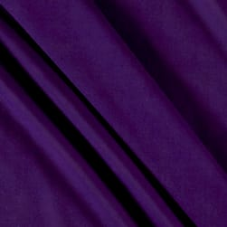 Double Georgette Purple