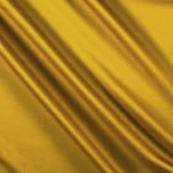 French Satin Satinmustard Fabric