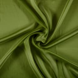Two Tone Chiffon Lime Fabric
