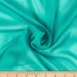 Two Tone Chiffon Jade Fabric