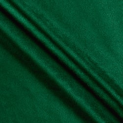 Royal Velvet Hunter Green Fabric
