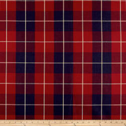 Ralph Lauren Home Palm Harbor Plaid Maasai Fabric