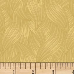 Mary Koval Colorwall Weave Gold Fabric