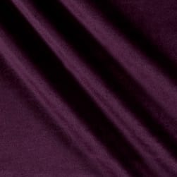 Royal Velvet Plum Fabric