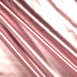 Heavy Crepe Back Satin Pink Fabric