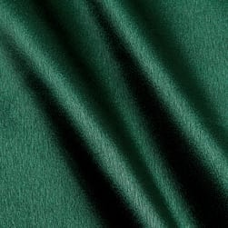 Heavy Crepe Back Satin Green Fabric