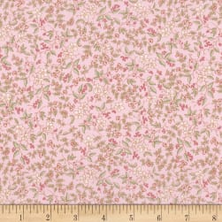 Kaufman Eaton Place Small Floral Rose Fabric
