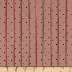 Judie Rothermel Scrappier Dots Dots and Stripes Pink