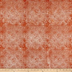 Kim Eichler-Messmer Imbue Batiks Tossed Seed Orange Fabric