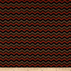 Artistry Tribal Southwest Okee Yarn-Dyed Chenille Jacquard Spur
