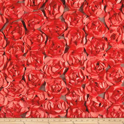 Rose Bordeaux Pucci Coral Fabric